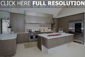 shaker kitchen cabinets island marble