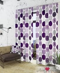 Классические <b>шторы</b> persephone цвет: фиолетовый <b>томдом</b> из ...