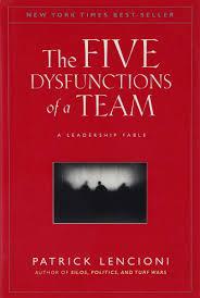 the five dysfunctions of a team a leadership fable j b lencioni the five dysfunctions of a team a leadership fable j b lencioni series amazon co uk patrick m lencioni 9788126506750 books