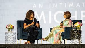 Michelle Obama at <b>Essence</b> Fest: Hateful comments are part of <b>my</b> ...