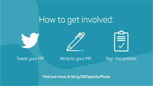 How you can help support Swim England's #OpenOurPools campaign