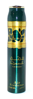 <b>Qimmah for Women</b> - Air Freshener by <b>Lattafa</b> (300ml/194g)-525