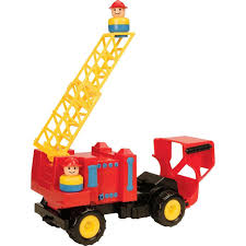 Пожарная машина battat 68019 купить в Москве в интернет ...