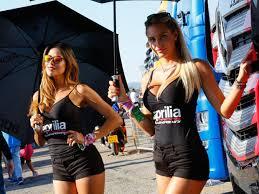 Resultado de imagem para girls pit stop moto gp