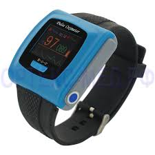 <b>Пульсоксиметр</b> наручный <b>CMS 50fw</b> в виде часов - купить по ...