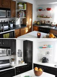 Diy Staining Kitchen Cabinets Benefits Of Gel Stain And How To Apply It Diy Network Blog