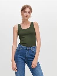 Женские <b>футболки</b> и топы - RESERVED