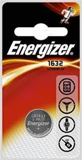 <b>Батарейка Energizer Lithium CR1632</b> (1 штука)   Купить с ...