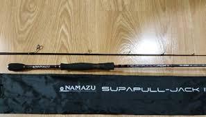 <b>Спиннинги Namazu</b> (<b>Намазу</b>)