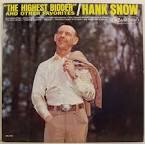 The Highest Bidder and Other Favorites album by Hank Snow