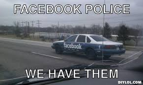 Facebook Police Meme Generator - DIY LOL via Relatably.com