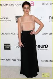 Analeigh Tipton Willa Holland Elton John Oscars Party 2013.