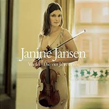 <b>Janine Jansen</b>, Antonio <b>Vivaldi</b> - Four Seasons - Amazon.com Music