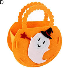 smallwoodi <b>Halloween</b> Candy Bag,<b>Portable Halloween Pumpkin</b> ...