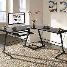 best choice products l shape computer desk jetcom best desktop for home office