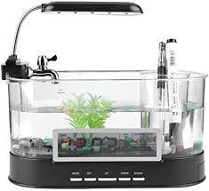 Multifunctional <b>USB Rechargeable Mini</b> Fish Tank Illuminate ...
