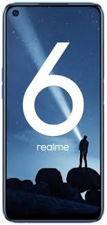 <b>Смартфон Realme 6 4</b>+<b>128GB</b> Comet Blue (RMX2001) - купить ...