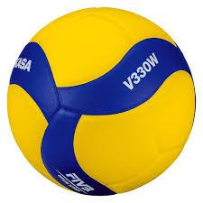 <b>Мяч волейбольный</b> Mikasa V330W NEW, V330W, желтый цвет, 5 ...