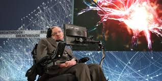 stephen hawking s projection about humanity