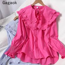 Special Offers blous korean ideas and get free shipping - a555