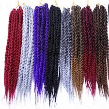 6packs <b>Feibin Twist</b> Crochet <b>Braids</b> Jumbo <b>Braiding</b> Hair Extension ...