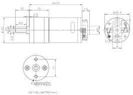Electric Motors Gearmotors 25GA-370 <b>DC 6</b>-<b>12V</b> Gear Motor <b>High</b> ...