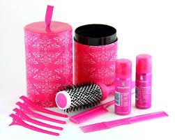 <b>Lee Stafford My Big</b> Fat Party 9 Piece Hair Brush Kit