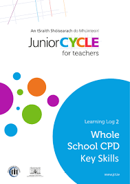 whole school cpd supports key skills junior cycle for cpd day 2 key skills booklet