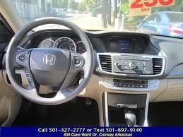 Honda World Conway Used 2014 Honda Accord For Sale Conway Ar