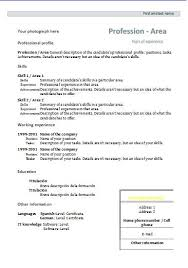 automated resume builder  how do you create a resume  free resume    free combination resume template