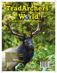 TradArchers' World Fall 2009 pt. 1 by Bill Colstad - issuu
