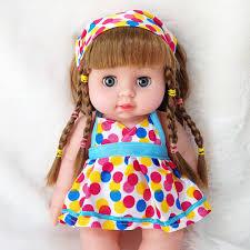 <b>Cute Girl</b> Dolls African American Play Dolls Lifelike 12 inch Baby ...