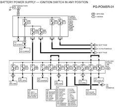 nissan versa wiring diagram nissan wiring diagrams online