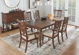 balboa heights cherry 5 pc rectangle dining room dining room sets dark wood balboa side chair