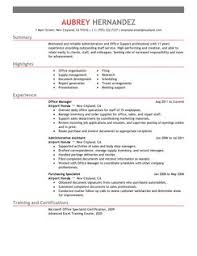 admin resume examples   admin sample resumes   livecareermore admin resume examples  administration  amp  office support example