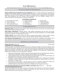 resume objective for financial services examples great customer resume objective for financial services examples great customer service good resume example insurance underwriter sample resume