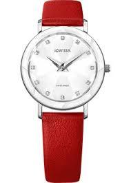 Наручные <b>часы Jowissa</b> с красным браслетом. Оригиналы ...