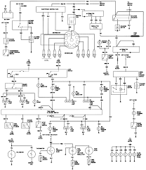 repair guides wiring diagrams wiring diagrams autozone com 5 1975 jeep cj wiring schematic