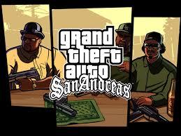 تحميل اللعبة GTA San Andreas برابط واحد مباشر