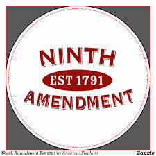 Image result for 9th amendment