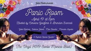 panic room the virgil comedy los angeles news and events caroline goldfarb
