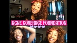 how to cover up acne scars dark spots contour highlight 2016