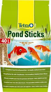 "<b>Корм</b> сухой <b>Tetra</b> ""<b>Pond</b>. Sticks"" для прудовых рыб, палочки, 40 л ..."