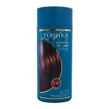 Купить <b>Бальзам оттеночный для</b> волос «Тоника» - Мокко, 5.43 ...