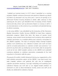 A  spanish essay titles personal statement for resume example     FAMU Online