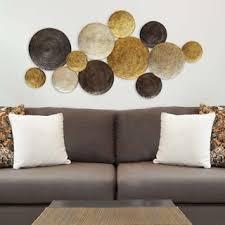 mirror wall decor circle panel: stratton home decor multi circles wall decor