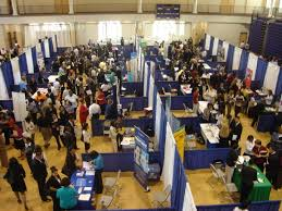 why job fairs are pointless unless you work for hr jmo image