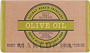 Delray Beach Skincare Olive Oil <b>Triple Milled</b> Vegetable <b>Soap</b> Bar ...