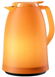 Термос-чайник Emsa Mambo, 1 л, оранжевый (514508)