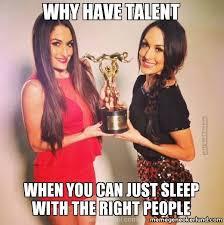 WrestlingLOL - The Bella Twins Motto via Relatably.com